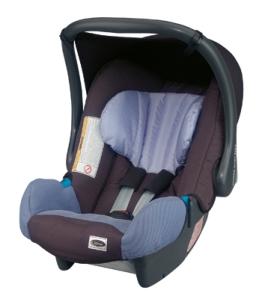 8. Silla Romer BabySafe