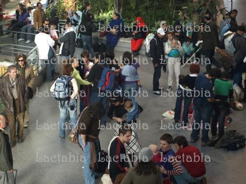 Atocha, punto de encuentro 04
