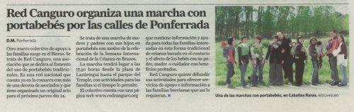 La Crónica de León, 23/09/2009
